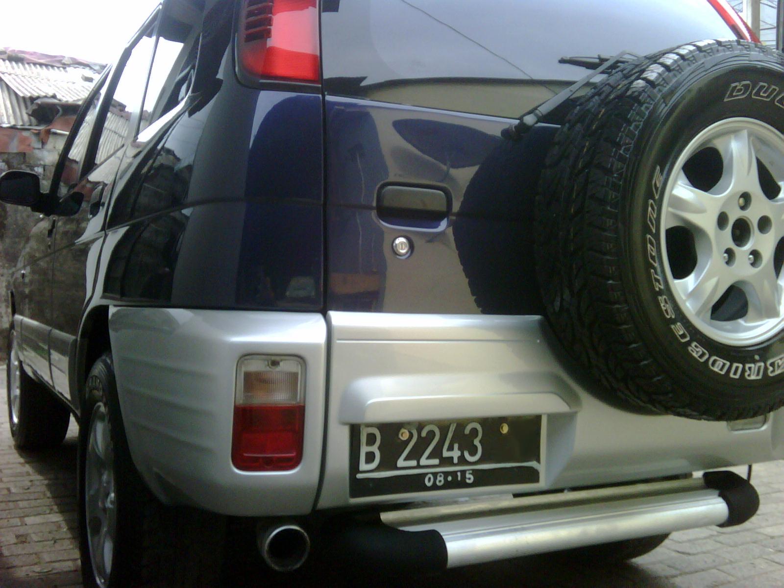 2000 Daihatsu Taruna CSX – GARASI 64