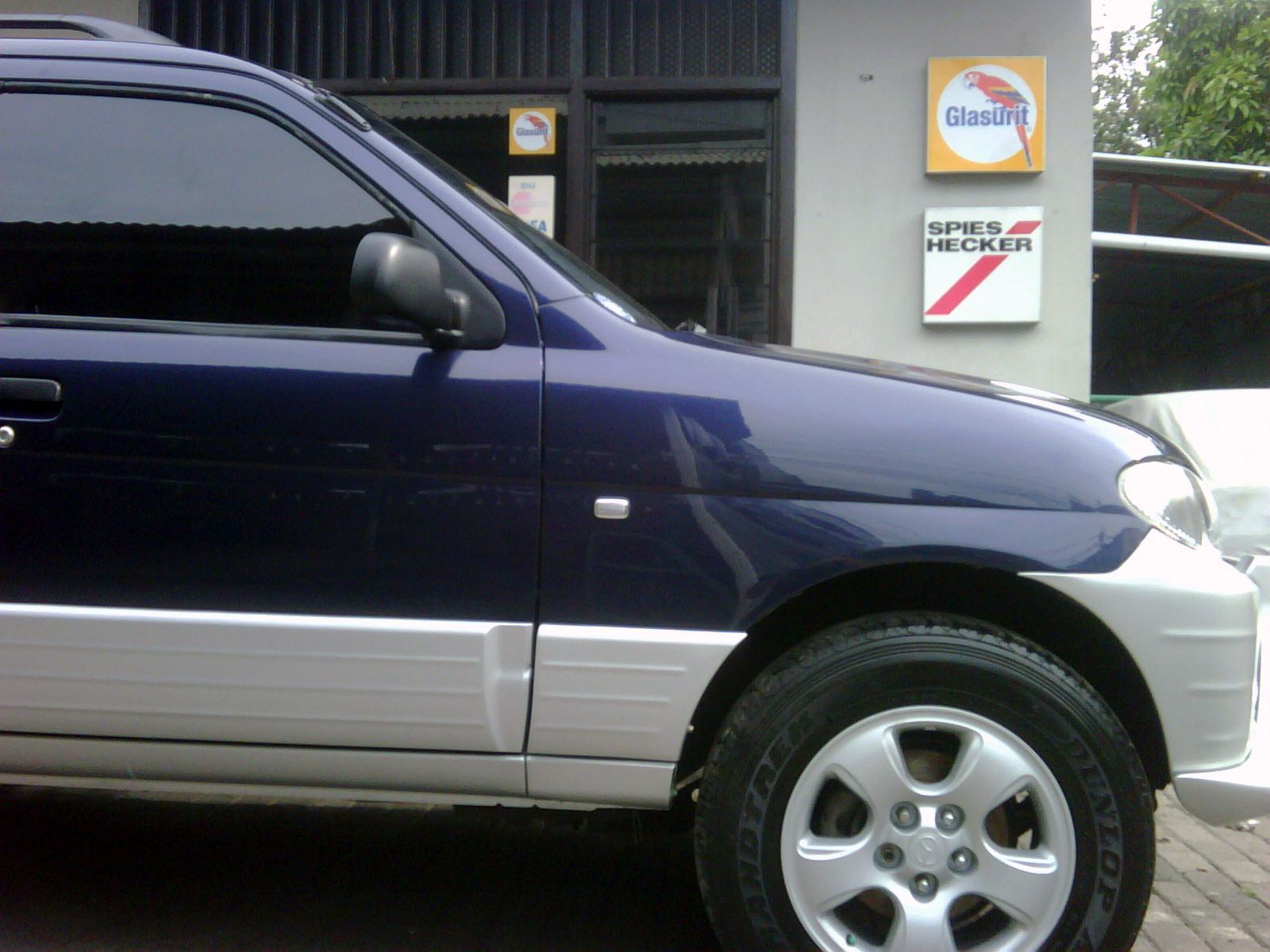 2000 Daihatsu Taruna CSX GARASI 64