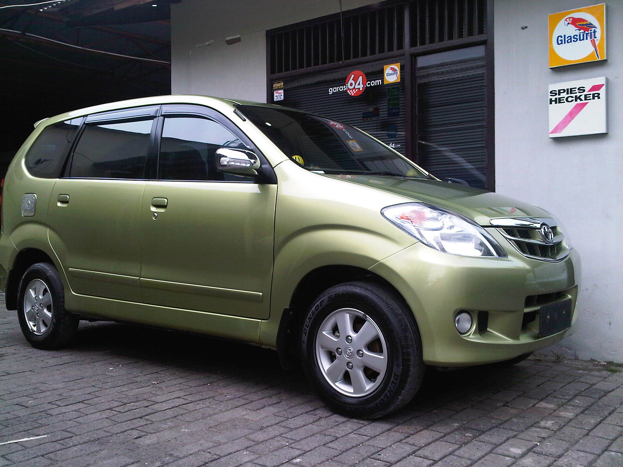 Toyota avanza 2007 viewing gallery