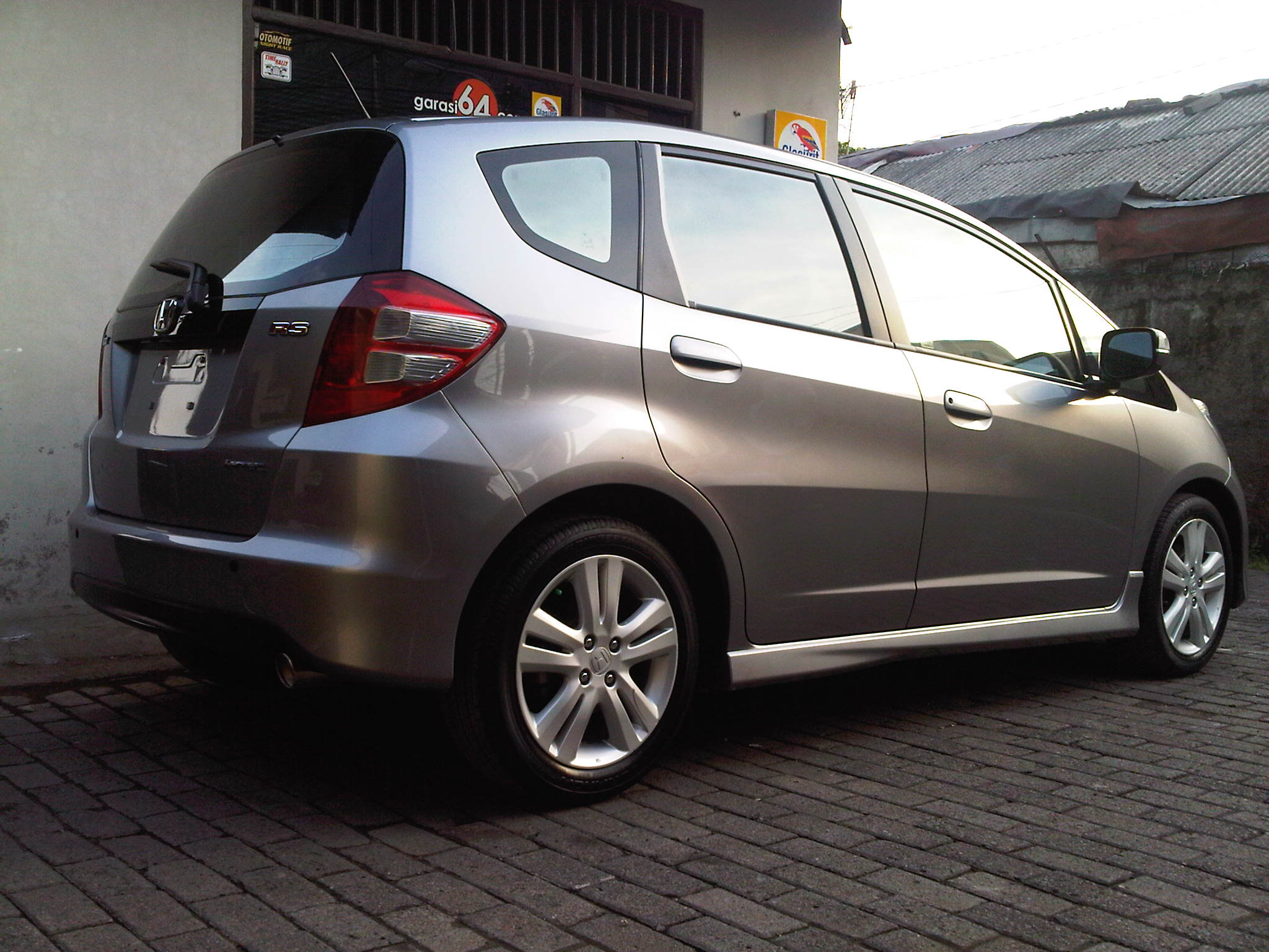 Img Honda Jazz Rs
