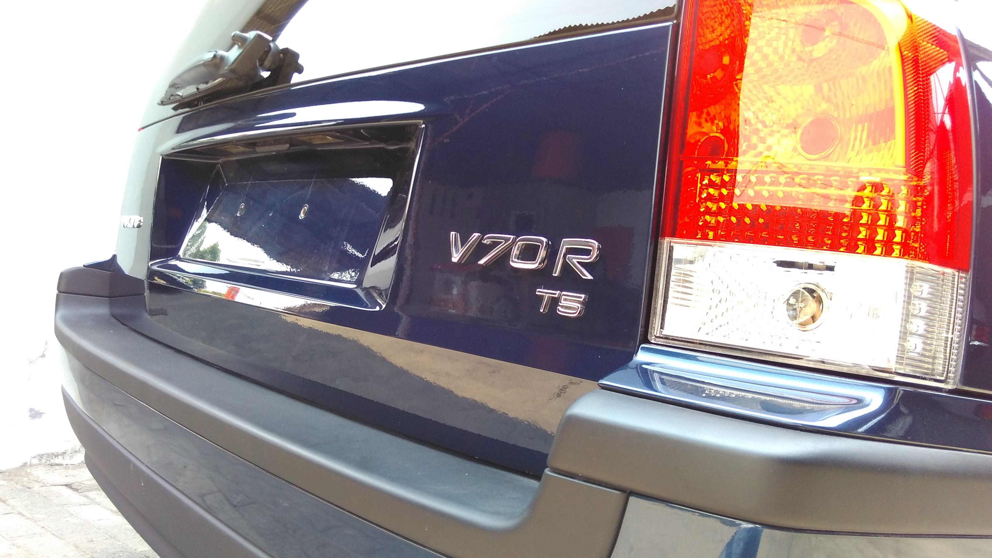 2002 Volvo V70 T5  U2013 Garasi 64