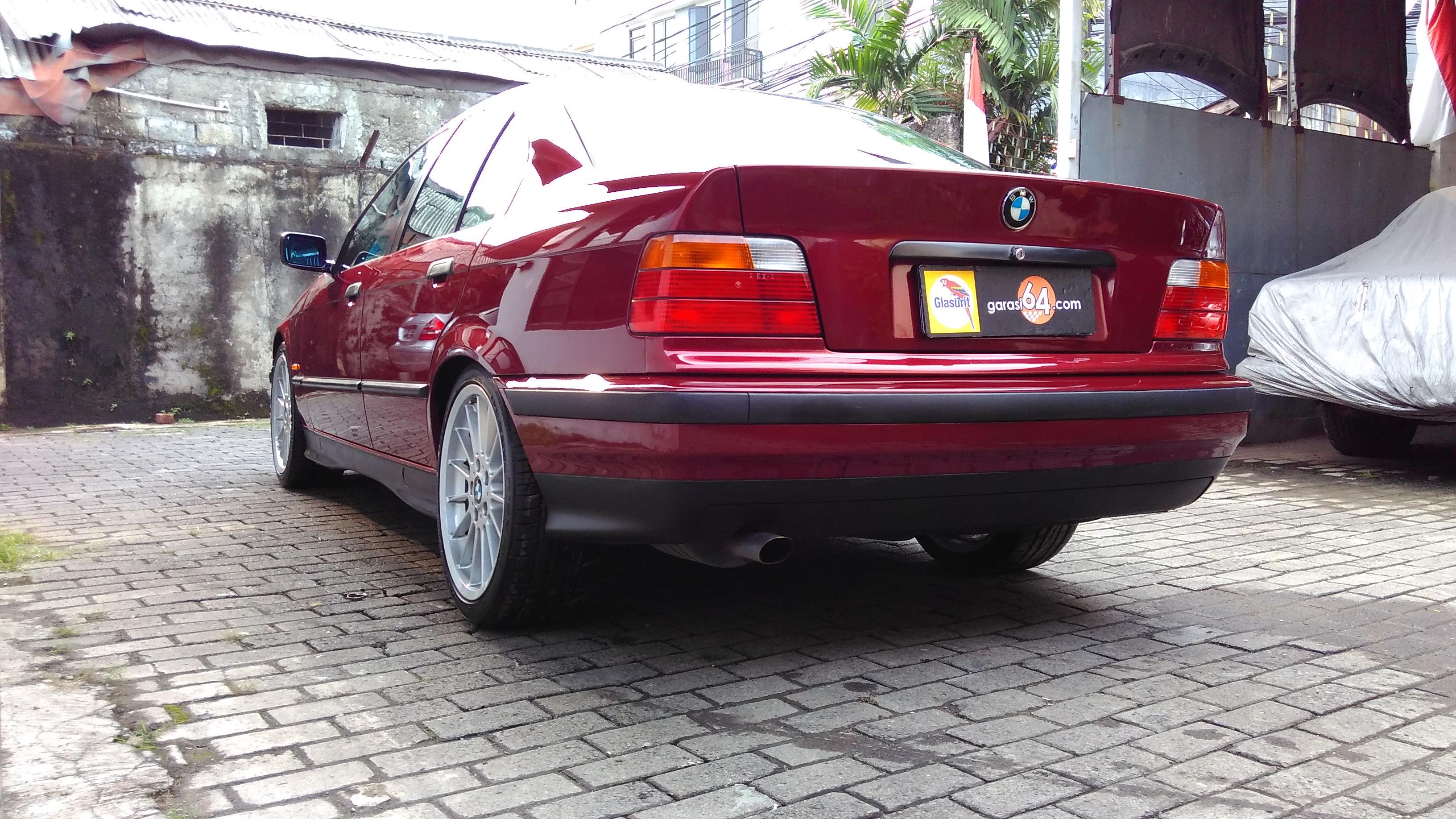 1997 Bmw 323i E36  U2013 Garasi 64
